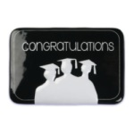 Congratulations Grad Cake Top Decoration THUMBNAIL