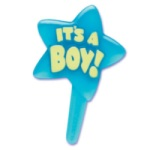 Its A Boy! Puffy Picks