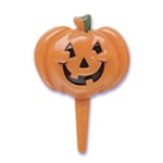 Jack-O-Lantern Puffy Picks