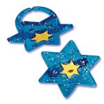 Hanukkah Star Rings