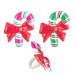 Candy Canes Ring Assortment