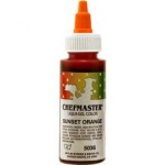 Chefmaster Liqua-Gel Color - Sunset Orange - 2.3 oz.