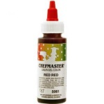 Chefmaster Liqua-Gel Color - Red Red