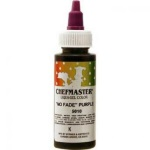 Chefmaster Liqua-Gel Color - No Fade Purple