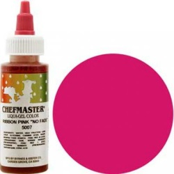 Chefmaster Liqua-Gel Color - No Fade Pink