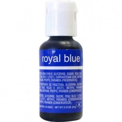 Chefmaster Liqua-Gel Color - Royal Blue LARGE