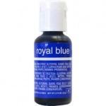 Chefmaster Liqua-Gel Color - Royal Blue
