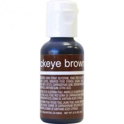 Chefmaster Liqua-Gel Color - Buckeye Brown LARGE