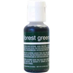 Chefmaster Liqua-Gel Color - Forest Green LARGE