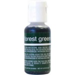Chefmaster Liqua-Gel Color - Forest Green