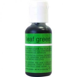 Chefmaster Liqua-Gel Color - Leaf Green LARGE