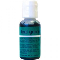 Chefmaster Liqua-Gel Color - Teal Green LARGE