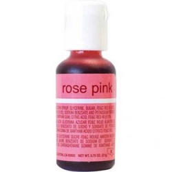 Chefmaster Liqua-Gel Color - Rose Pink LARGE