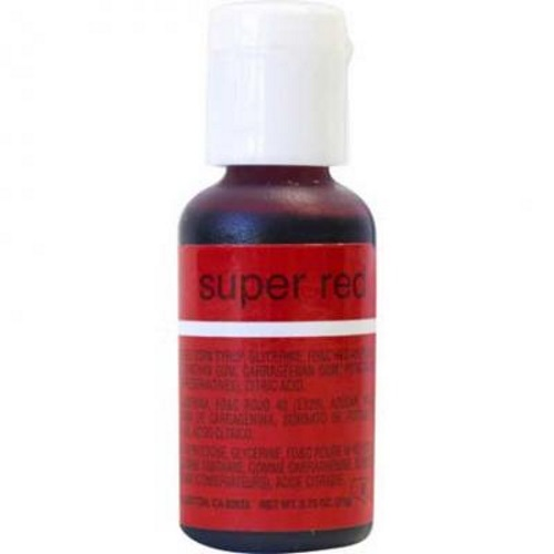 Chefmaster Liqua-Gel Color - Super Red