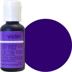Chefmaster Liqua-Gel Color - Violet LARGE
