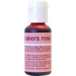 Chefmaster Liqua-Gel Color - Baker's Rose