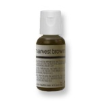 Chefmaster Airbrush Color - Harvest Brown THUMBNAIL