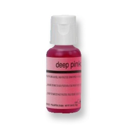 Chefmaster Airbrush Color - Deep Pink