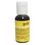 Chefmaster Liqua-Gel Color - Gold