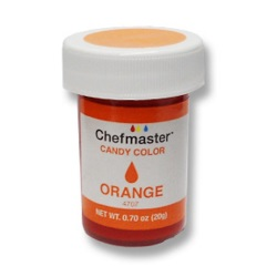 Chefmaster Candy Color - Orange LARGE