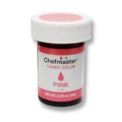 Chefmaster Candy Color - Pink LARGE