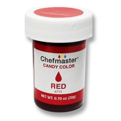 Chefmaster Candy Color - Red LARGE