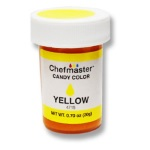 Chefmaster Candy Color - Yellow