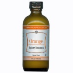 LorAnn Orange Bakery Emulsion - 4 oz.
