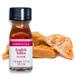 Lorann Oil - English Toffee LARGE