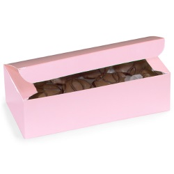 Candy Box - 1 lb. - Pink LARGE