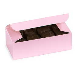 Candy Box - 1/2 lb. - Pink LARGE