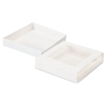 Candy Box - 2-Piece Slide - White THUMBNAIL