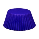 Standard Baking Cups - Solid - Blue