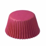 Standard Baking Cups - Solid - Pink THUMBNAIL