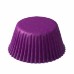 Standard Baking Cups - Solid - Purple THUMBNAIL