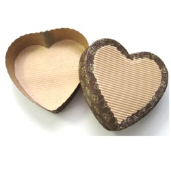 "Bake & Give Pan - 5"" Heart"