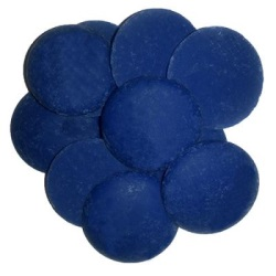 Merckens Coating Wafers - Royal Blue