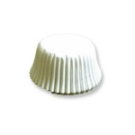Standard Baking Cups - Foil - White