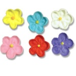 Royal Icing Drop Flowers - Bold THUMBNAIL