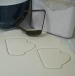 Coffee Mug Cookie Cutter THUMBNAIL