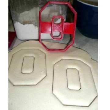 Ohio State Cookie Cutter LARGE