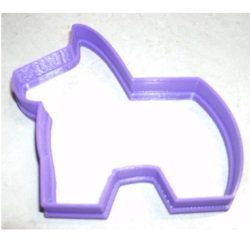 Pinata Cookie Cutter LARGE