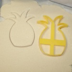 "Pineapple Cookie Cutter - 4""_THUMBNAIL"