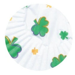 Standard Baking Cups - Shamrock LARGE