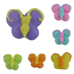 Royal Icing Assortment - Mini Butterfly LARGE