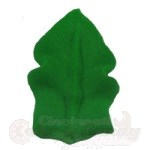 Royal Icing Rose Leaves - Dark Green THUMBNAIL