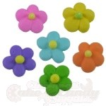Royal Icing Mini Flower Power Assortment