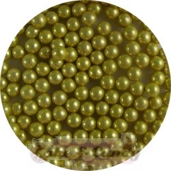 Dragees - 8mm Gold_LARGE