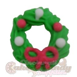 Royal Icing Wreaths LARGE