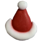 Royal Icing Santa Hats THUMBNAIL